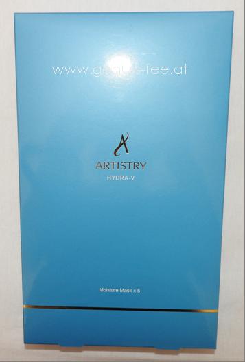 Amway ARTITRY Hydra-V Feuchtigkeitsmaske 1