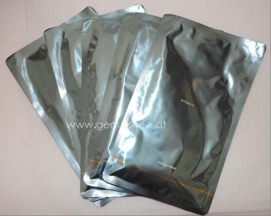 Amway ARTITRY Hydra-V Feuchtigkeitsmaske 4