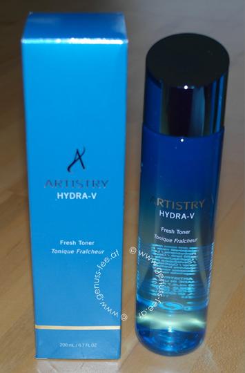 Amway Artistry Hydra-V Kollektion 9