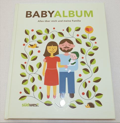 Babyalbum von Andrea Wong 2