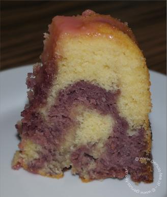 Beeren-Marmorkuchen 2