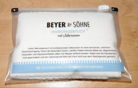 Beyer & Söhne Mikrofasertuch 5