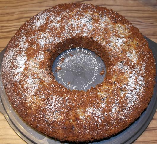 Bratapfel-Gugelhupf 2