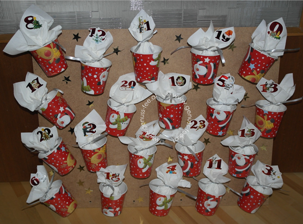 DIY Adventskalender 4