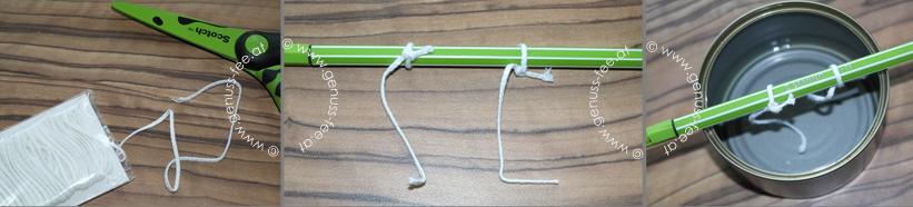 DIY Kerzen 2