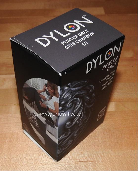 review diy textilien einfach selber f rben mit dylon genuss fee. Black Bedroom Furniture Sets. Home Design Ideas