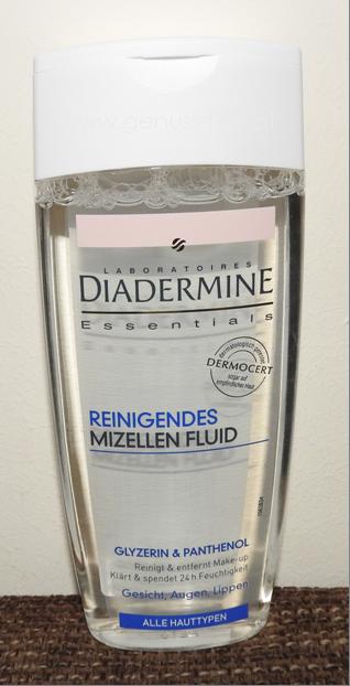 Diadermine Reinigende Mizellen Fluid 1
