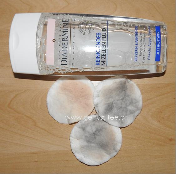 Diadermine Reinigende Mizellen Fluid 2