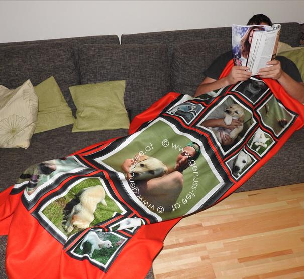 FotoDecke Blanket 1