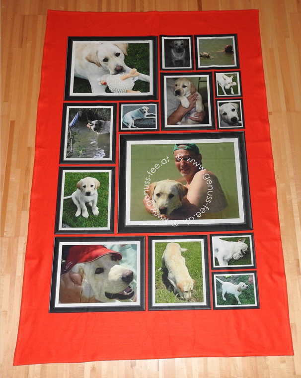 FotoDecke Blanket 2