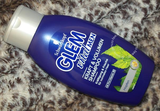 GLEM Vital Men Kraft & Volumen Shampoo 2