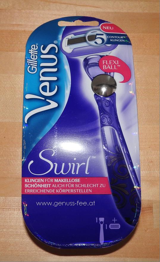 Gillette Venus Swirl 8
