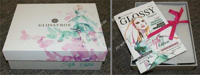 Glossybox Mai 2015