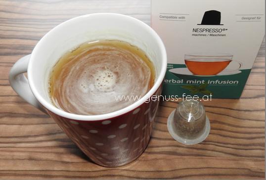 Gourmesso Teekapseln für Nespresso 02