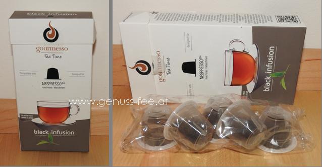 Gourmesso Teekapseln für Nespresso 03