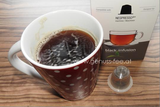 Gourmesso Teekapseln für Nespresso 05