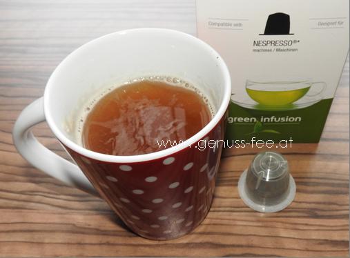Gourmesso Teekapseln für Nespresso 08