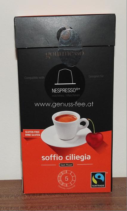 Gourmesso Wintersorten Espresso 01