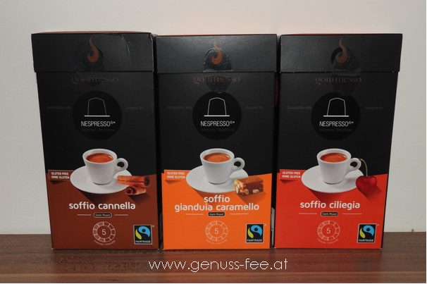 Gourmesso Wintersorten Espresso 08