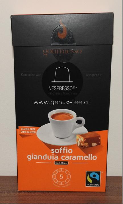 Gourmesso Wintersorten Espresso 14