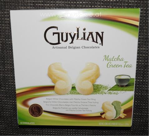 Guylian Seepferdchen Matcha Green Tea 1