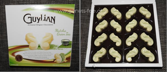 Guylian Seepferdchen Matcha Green Tea 2