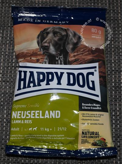review gesunde hundeern hrung for a happy dog genuss fee. Black Bedroom Furniture Sets. Home Design Ideas