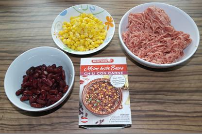 Inzersdorfer Meine Beste Basis Chili Con Carne 2