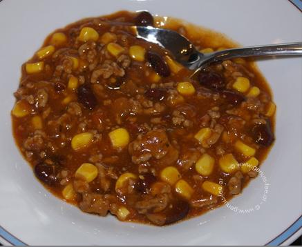 Inzersdorfer Meine Beste Basis Chili Con Carne 4