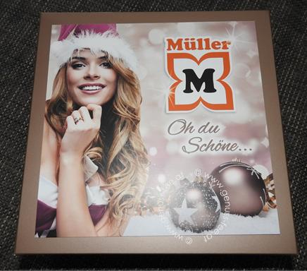 Müller Look Box 2015 Dezember 10