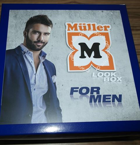 MÜLLER LOOK BOX FOR MEN