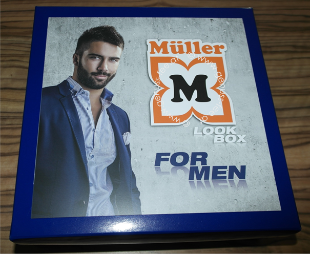 Müller Look Box Men 9
