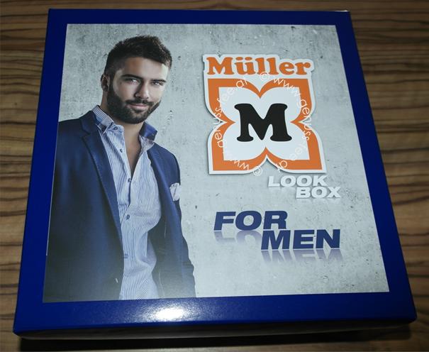 Müller Look Box Men 9
