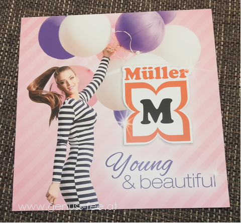 MÜLLER LOOK BOX YOUNG & BEAUTIFUL