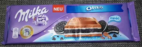 Milka Oreo Schokolade 5