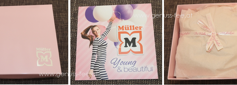 Müller Look Box Young & Beautiful 11
