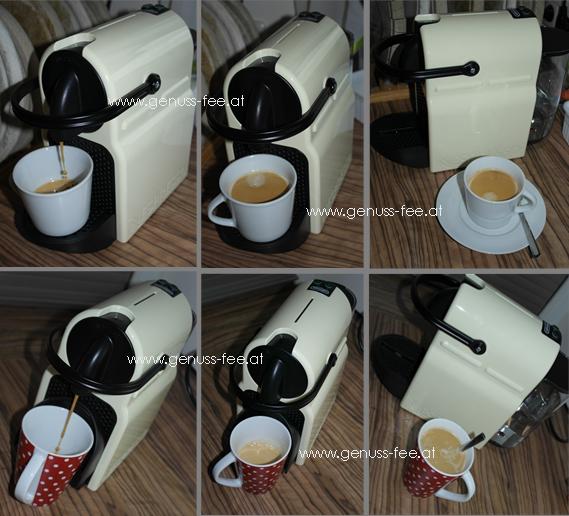 Nespresso Inissia 10