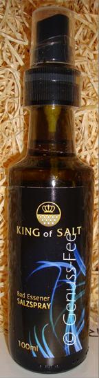 King of Salt Salzspray
