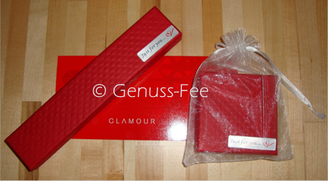 Testpaket von Glamourzone