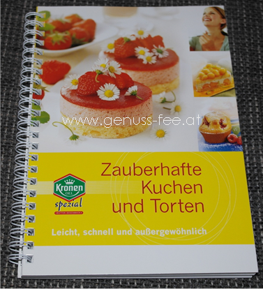 Kronenöl Backbuch