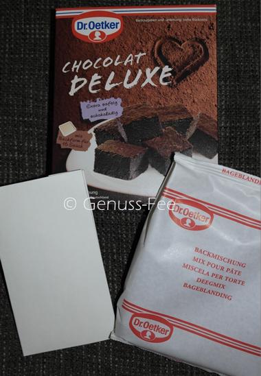 Dr. Oetker Chocolat Delxue