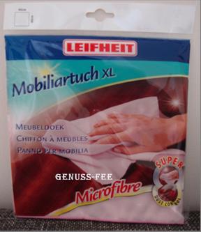 Leifheit - Universaltuch Micro Magic - Reinigung wie im Zauberland