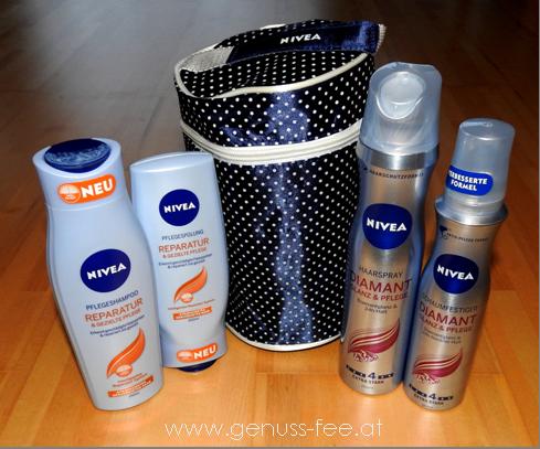 Nivea Hair Produktset 1