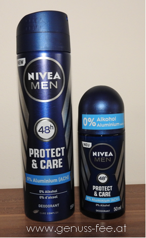 Nivea Protect & Care Deos 2