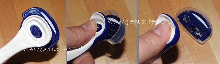 Nivea Protect & Shave Rasierer 08