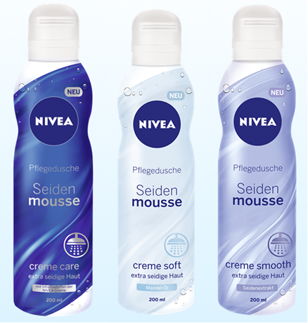 Nivea Seiden-Mousses 3