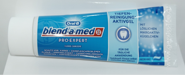 Oral-B blend-a-med Pro-Expert Tiefenreinigung Aktivgel 2