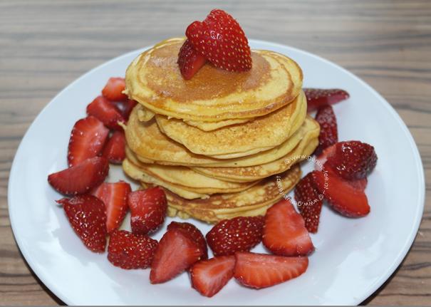 Paleo Pancakes 2