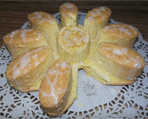 Partyblumen - Zitronenkuchen 3
