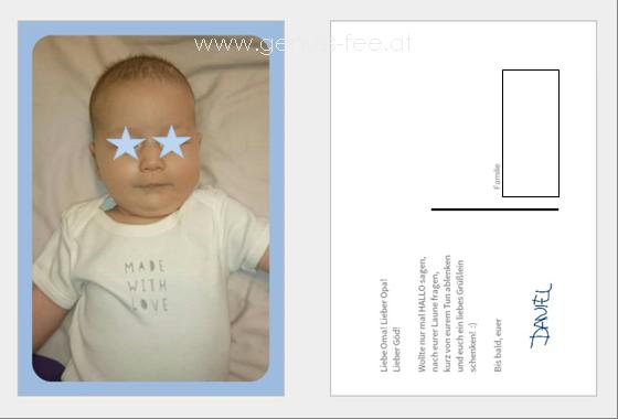 Postkarten APP 2